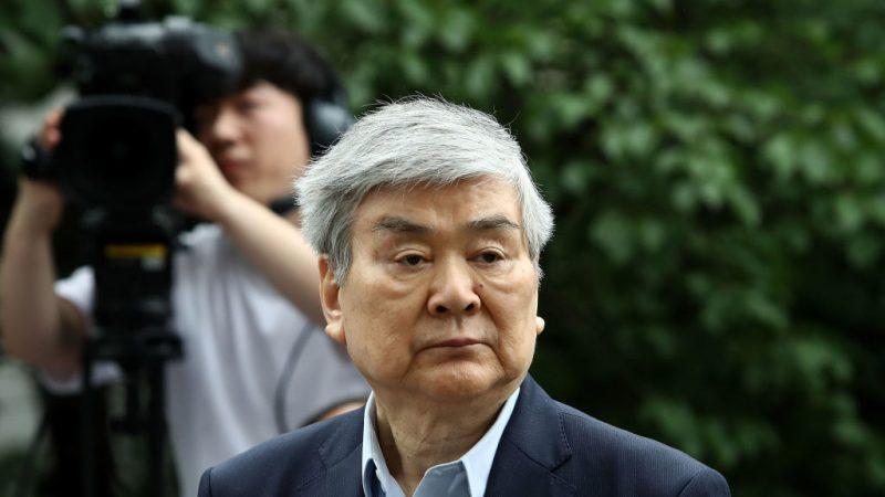 韩进集团会长赵亮镐病逝 享寿70岁