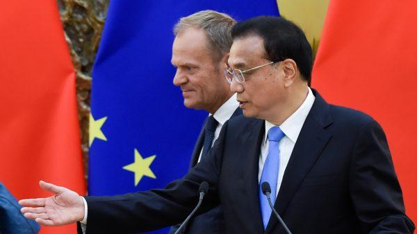 歐中峰會秘聞:歐盟主席當面嗆聲李克強