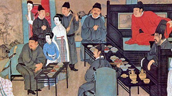 【征文】洋洋大观中国菜 古今食品两重天