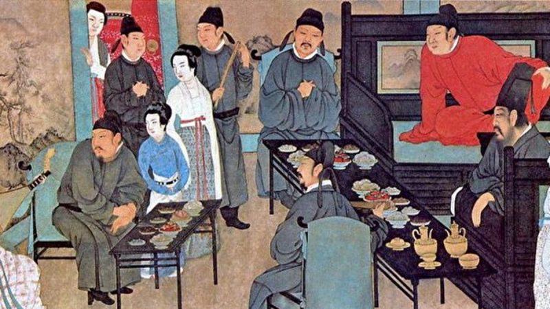 【徵文】洋洋大觀中國菜 古今食品兩重天