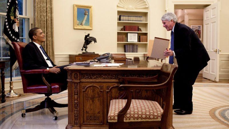 奥巴马白宫律师被起诉 成通俄门调查牺牲品