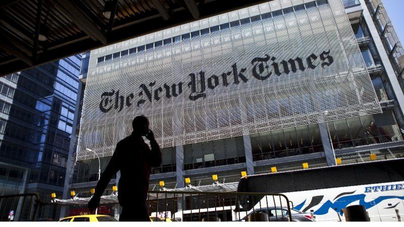 """《纽时》称巴尔误导穆勒报告 川普驳斥""""假新闻"""""""