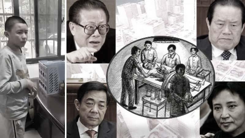 网曝中国少年拐骗儿童被抓 供称已杀5童卖器官