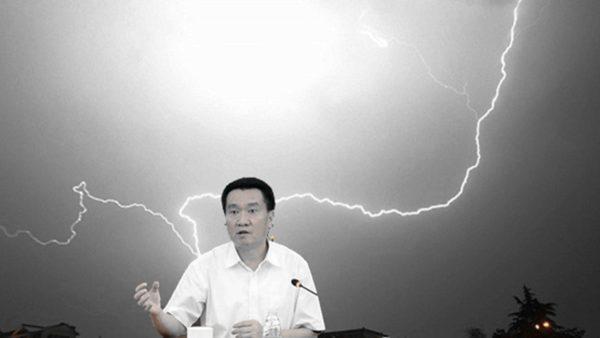 深圳前政法王被双开 涉受贿赌博权色交易