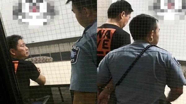 诉状曝刘强东性侵丑态:警察喝令穿上裤子戴铐