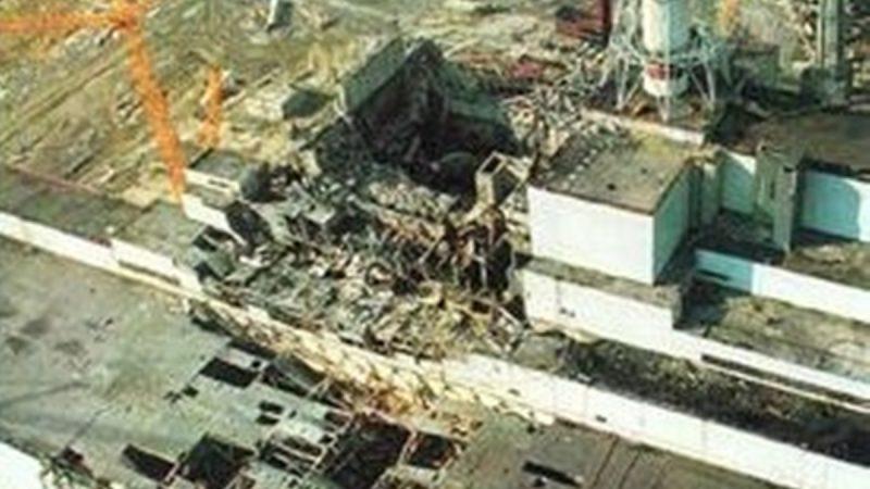 【江峰時刻 】切爾諾貝利核電站 比核輻射更有殺傷力的竟然是謊言
