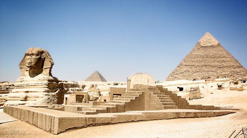 金字塔一組數字蘊含奇特規律 至今無解