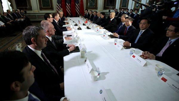 """""""当前委""""警告:协议无用破坏美国仍是中共核心目的"""