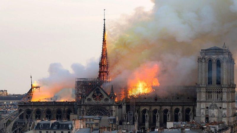 聖母院火災早有警示?500年前諾查丹瑪斯似曾預言