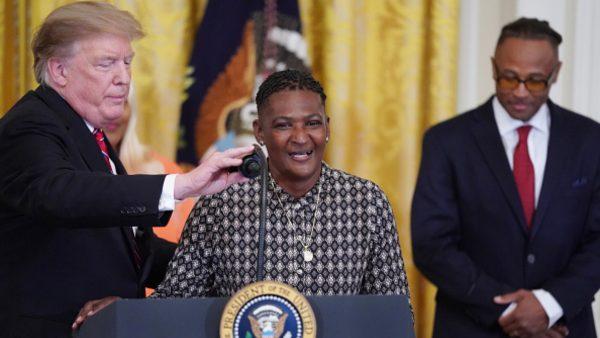 降低出狱人员失业率 川普宣布第二步法案