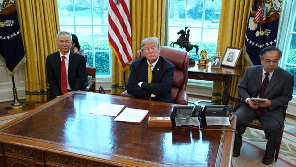 美媒:美中贸易协议给习近平带来政治挑战