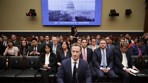 丑闻频发 脸书称支持政府加强监管