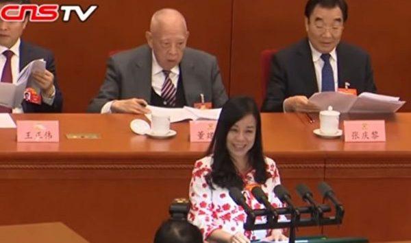台陸委會主委斥凌友詩叛國 籲修改《國安法》