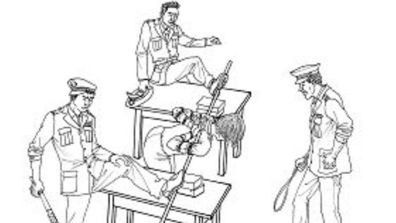 中共迫害法轮功的邪恶手段(3)