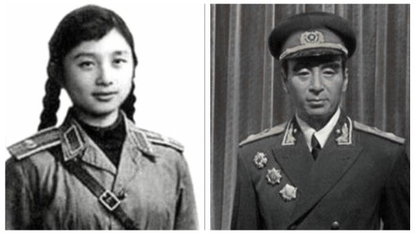 """林立果之妃新婚之夜 惊见""""林彪""""在眼前(视频)"""