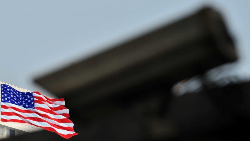 美国驻华大使馆一资深外交官突然死亡