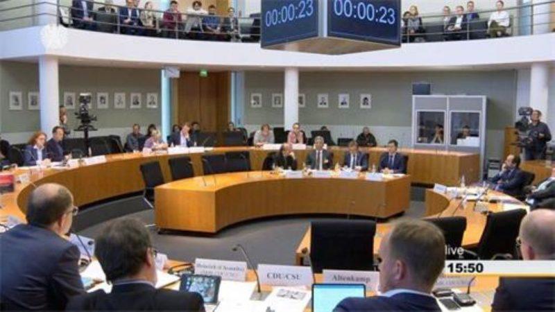 德国国会举行首次活摘器官罪行听证会