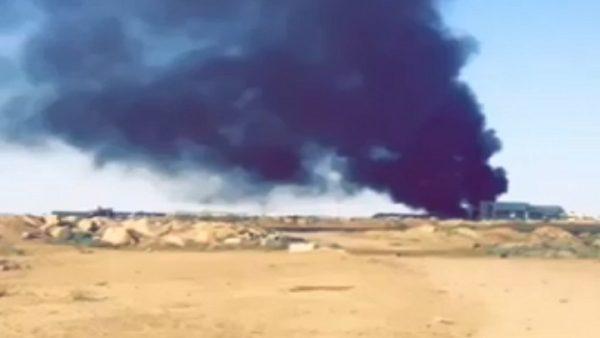 """沙特石油泵站遭无人机攻击 阿联酋称将""""强硬报复"""""""