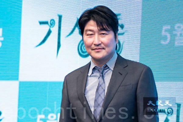 宋康昊获卢卡诺影展卓越奖 为亚洲首位获奖