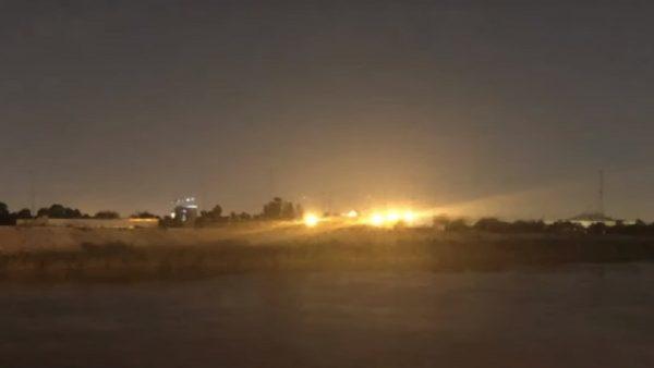 伊拉克首都使馆区附近 遭火箭攻击无人伤亡