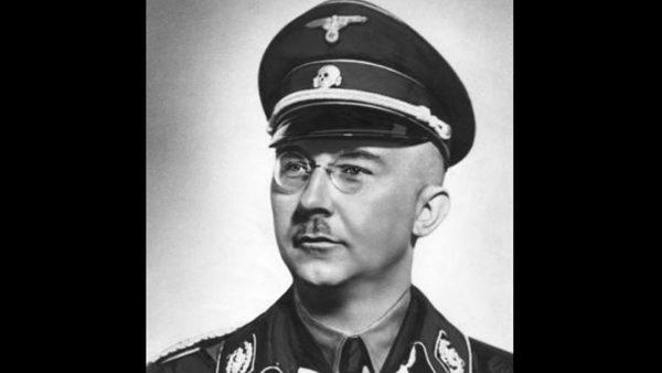 他用人皮做成《我的奋斗》封面,他曾想带领全体德军向盟军投降,党性奴役下的盖世太保头子—希姆莱