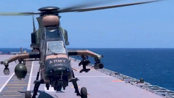 澳洲海軍飛行員南海演習 遭雷射光攻擊