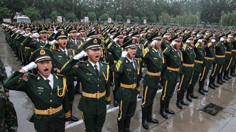 传中共军方人事异动 多名将领调整