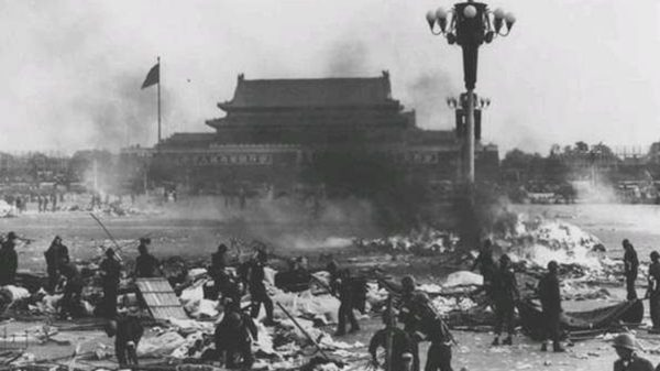 魏京生:紀念1989年的犧牲者們