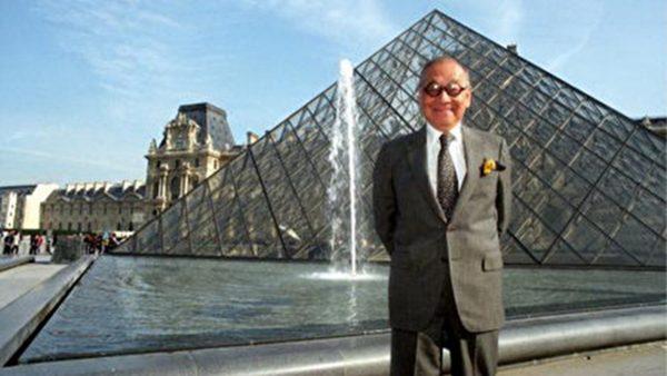 著名华人建筑师贝聿铭去世 移民美国躲过一劫