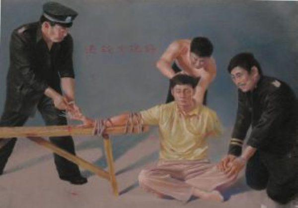 中共迫害法轮功的邪恶手段(2)