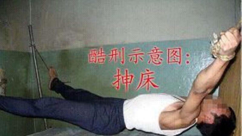 中共迫害法轮功的邪恶手段(5)