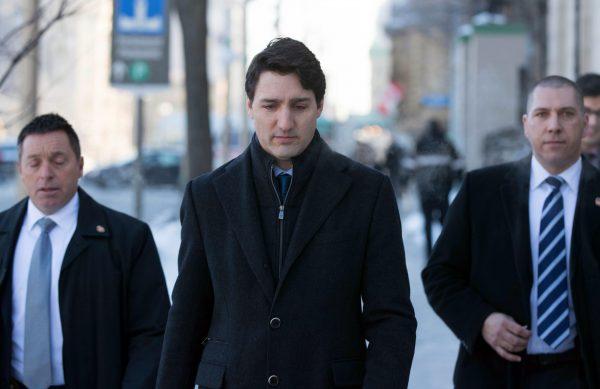 中共拒釋兩加拿大人 特魯多:絕不放軟