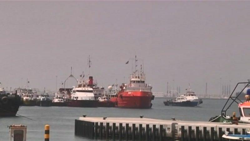 波灣局勢升溫 阿聯酋證實港口4艘船遭鎖定破壞