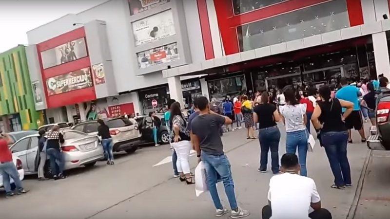 巴拿馬6.1地震 至少5傷多間商店受損