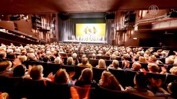 神韻普利茅斯再爆滿 觀衆感歎充滿能量