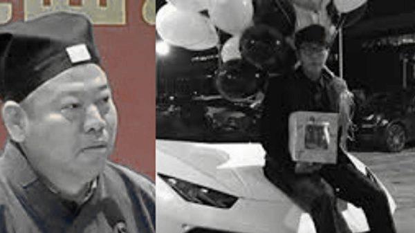 独子炫富加拿大被绑 中国道教协会副会长首回应