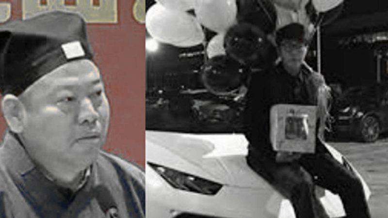 獨子炫富加拿大被綁 中國道教協會副會長首回應