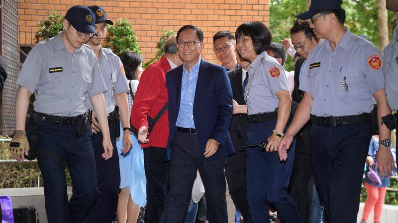 台北市长选举无效案败诉 丁守中决定提上诉