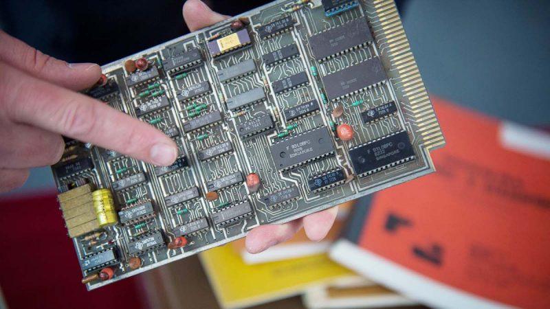 大陆学者:陆芯片没有台湾的好 成本却更高