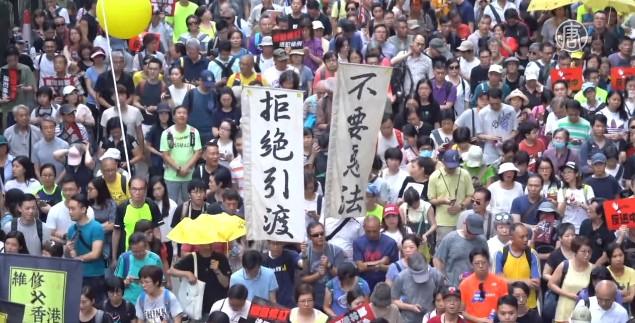 香港《逃犯条例》修订 威胁30万加拿大人安全