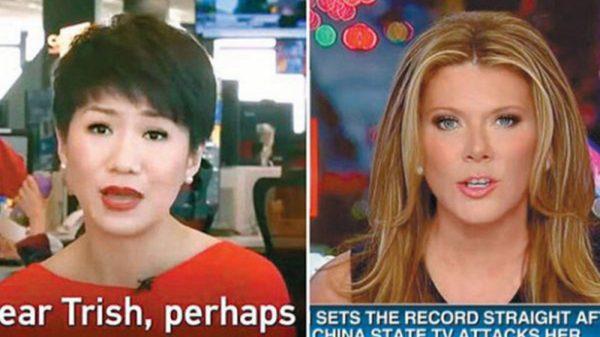 美中女主播辯論貿易戰 大陸網民喊央視直播