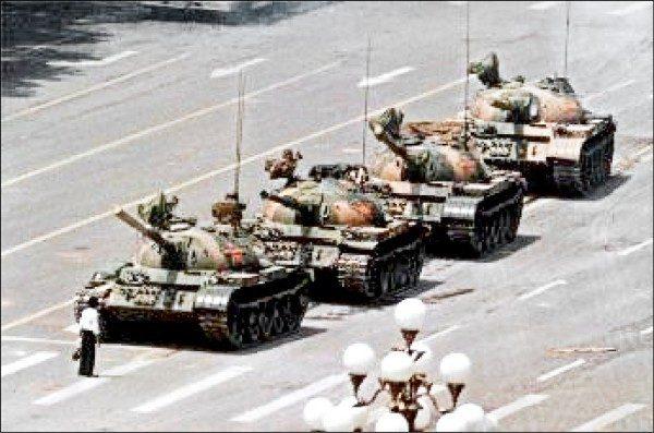 六四30週年祭臨近 「坦克人」一夜消失懸念未解