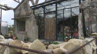 打卡熱點!擺脫廢墟變身創意玻璃咖啡屋