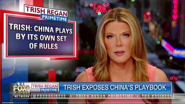 贸战延烧媒体战 FOX女主播约战党媒女主播