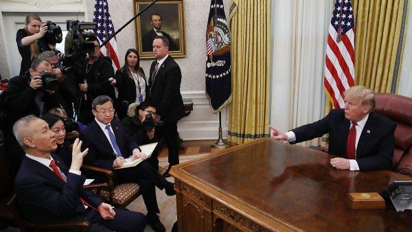 章天亮:美中会有协议吗?中共为什么反悔协议导致川普加税?