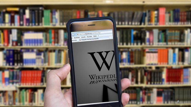 维基百科大陆遭封 中共鼓动民族主义情绪