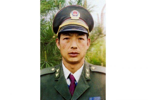 甘肃省原一级警官陈仲轩被非法关押近5年