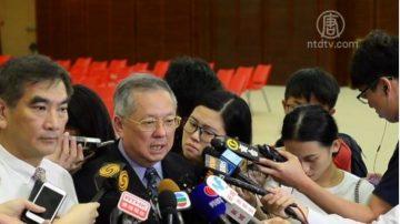 港商反惡法 憂賄賂中共官員被引渡