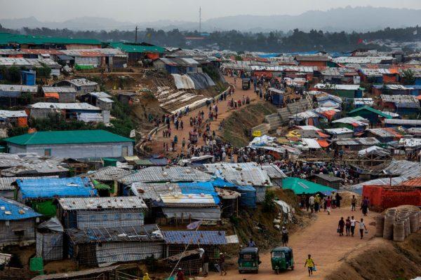 UN:逾25万洛兴雅人 取得首张身份证