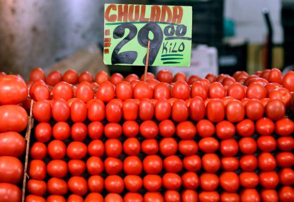 番茄加征17.5%关税 美墨贸易关系趋紧
